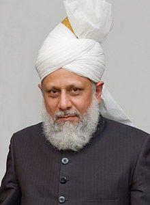 Hazrat Mirza Masroor Ahmad, Khalifatul Masih V (aba)