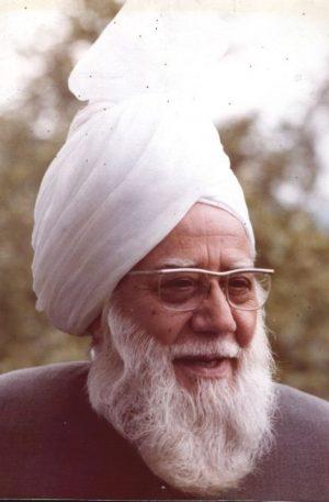 Hazrat Mirza Nasir Ahmad, Khalifatul Masih III (ra)